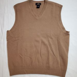 Brooks Brothers lambswool Vest